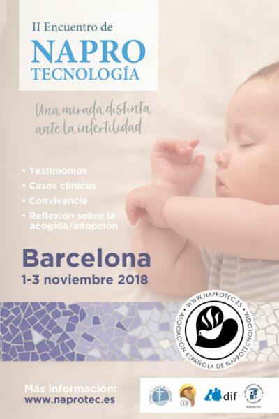 II Encuentro de Naprotecnología en Barcelona